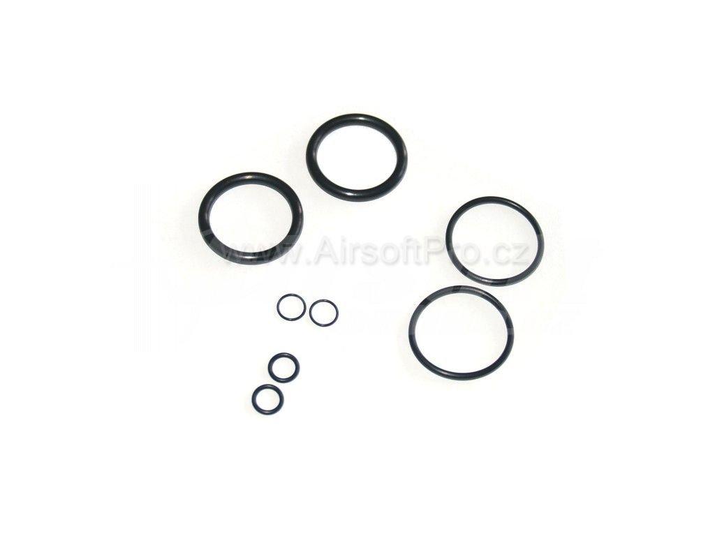 Set náhradních o-kroužků pro vzduchotechniku, Airsoftpro