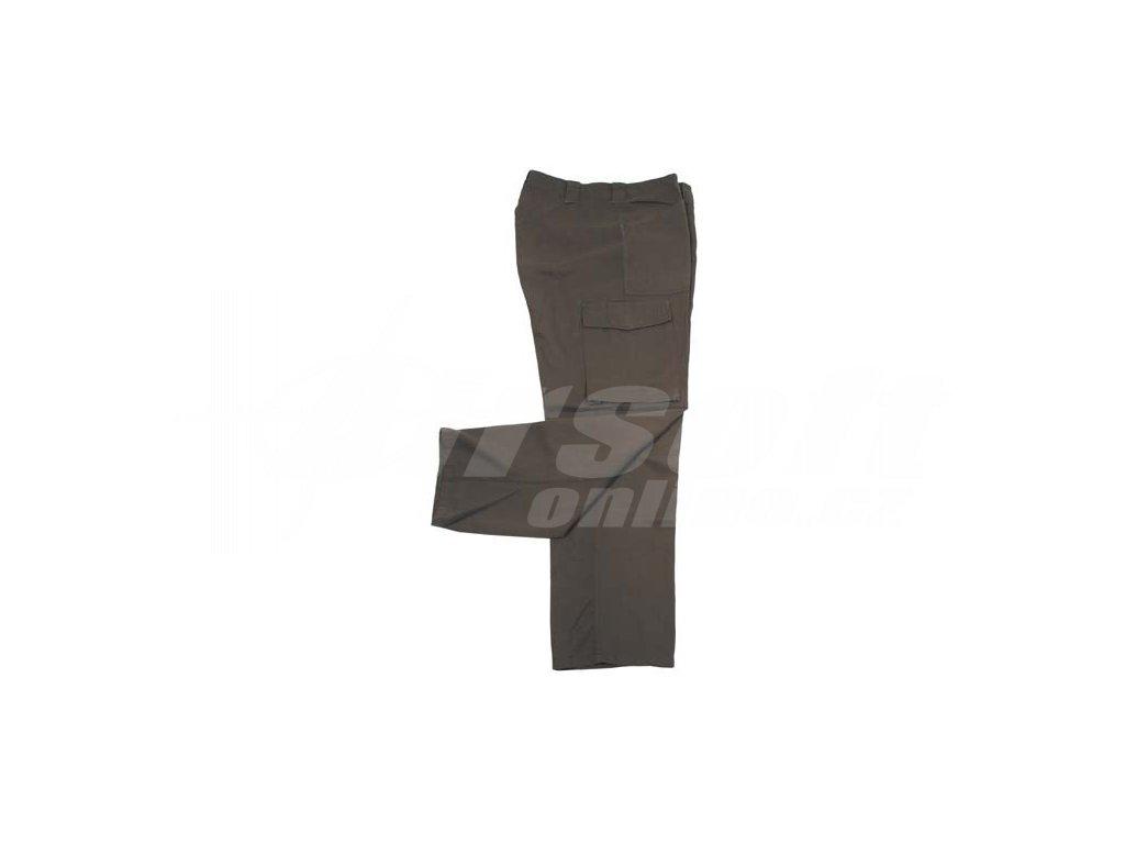 Kalhoty A zelené ripstop - použité, Army
