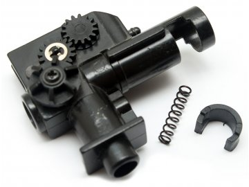 Kovová HopUp komora pro M4, SHS Shooter