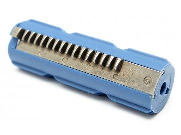Zátěžový píst, 15 kovových zubů, poloviční ozubení, SHS Shooter