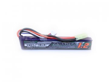 Li-Pol akumulátor Turnigy nano-tech 11,1V 1200mAh 15-25C