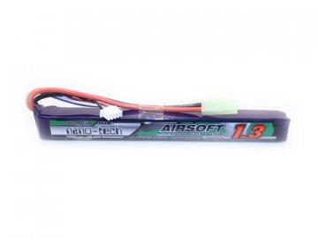 Li-Pol akumulátor Turnigy nano-tech 11,1V 1300mAh 25-50C