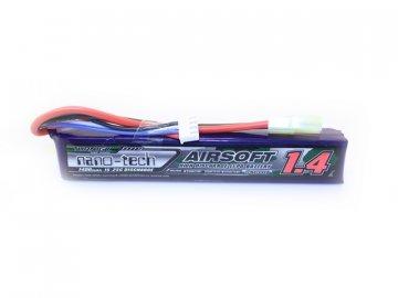Li-Pol akumulátor Turnigy nano-tech 11,1V 1400mAh 15-25C