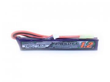 Li-Pol akumulátor Turnigy nano-tech 7,4V 1200mAh 15-25C