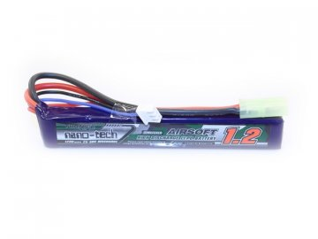 Li-Pol akumulátor Turnigy nano-tech 7,4V 1200mAh 25-50C