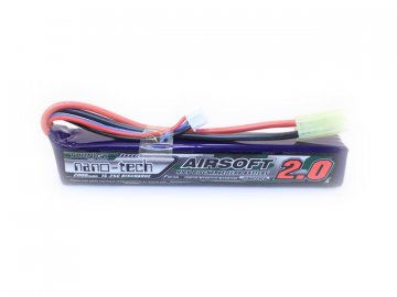 Li-Pol akumulátor Turnigy nano-tech 7,4V 2000mAh 15-25C