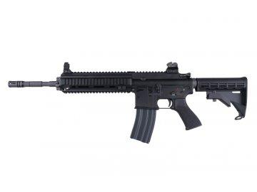 Airsoftová zbraň HK 416 dlouhá - open bolt, GBB, WE, 4168