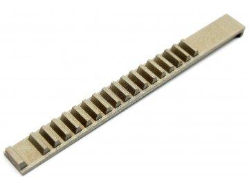 Náhradní 19ti-zubý hřeben pro písty Shooter, SHS Shooter
