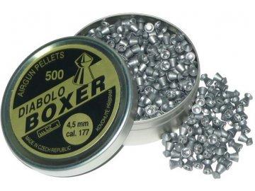 Diabolky .177 Boxer 4,5mm, 500ks