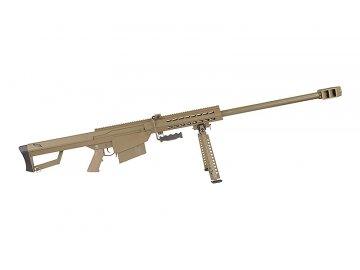 Odstřelovací puška Barrett M82A1 - dvojnožka, Snow wolf, SW-02