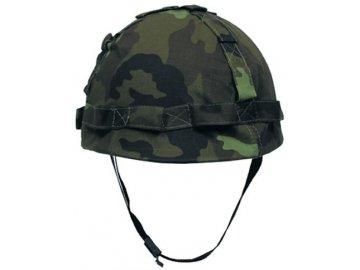 4ea97a0c96e Plastová dětská helma s potahem - VZ.95
