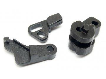 Ocelové díly spoušťového mechanismu TM/WE Glock 17, 19, New age