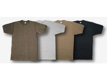 Armádní tričko - olivové, LEO Köhler