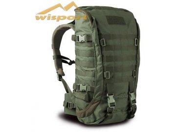 Batoh ZipperFox 40L - olivový, Wisport
