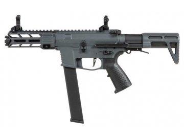 Airsoftová zbraň M4 Pistol Nemesis X9 - šedá, Classic Army