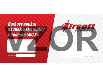 AO voucher DL 500Kc