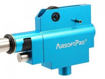 Kompletní CNC HopUp komora s MBLOCKem pro SCAR, Airsoftpro