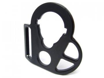 Ocelové oko na popruh pro M4, ver. 2, Airsoftpro