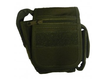 Kapsa POLICE - zelená, Army