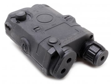 Box na akumulátor AN/PEQ15, černý, FMA