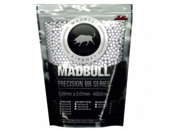 Kuličky MadBull 0,25g, 4000bb