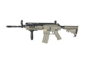 Airsoftová zbraň M4 S-System - ABS, DE, Dboys, E28