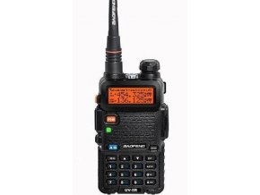 Vysílačka Baofeng UV-5R (VHF,UHF), Baofeng