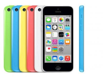 Odblokování sítě Apple iPhone 5C