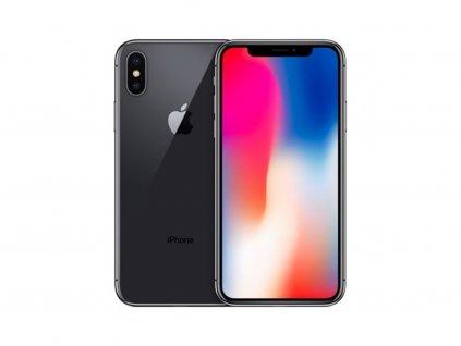 Přehrání software Apple iPhone X