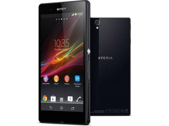 Sony Xperia Z, C6603