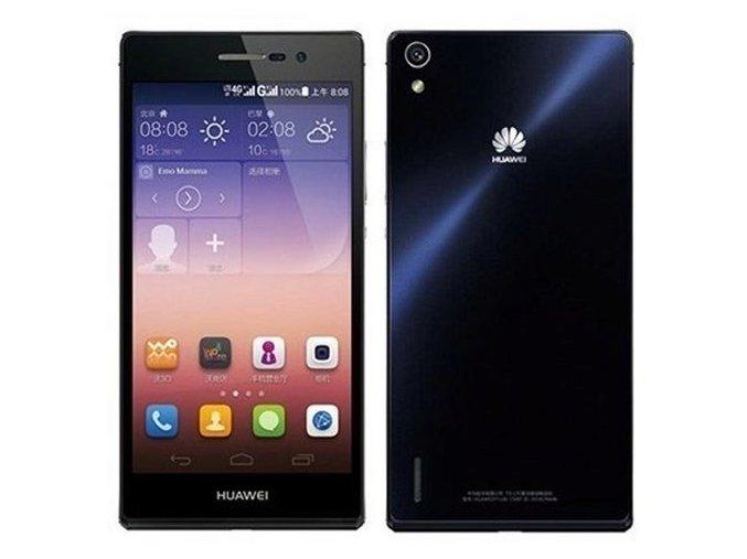 Výměna displeje Huawei P7