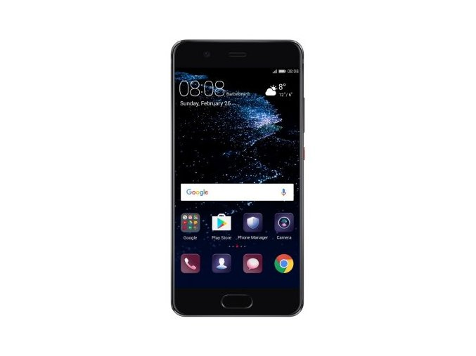 Odblokování sítě Huawei P10