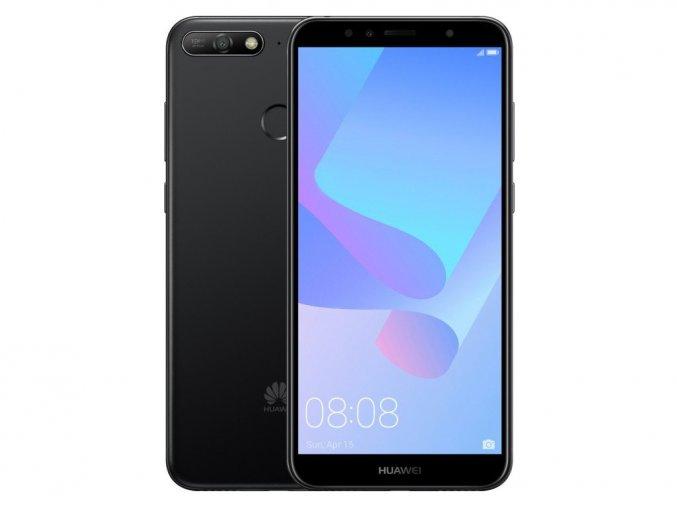 Výměna mikrofonu Huawei Y6 Prime 2018