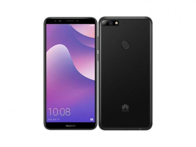 Výměna přední kamery Huawei Y7 Prime 2018