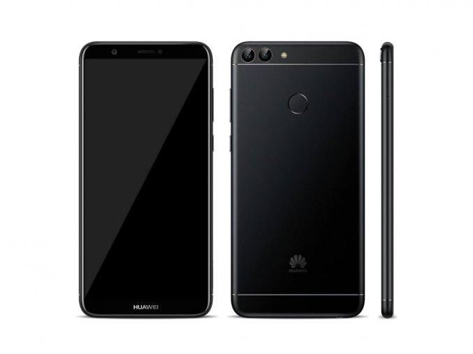 Přehrání software Huawei P Smart