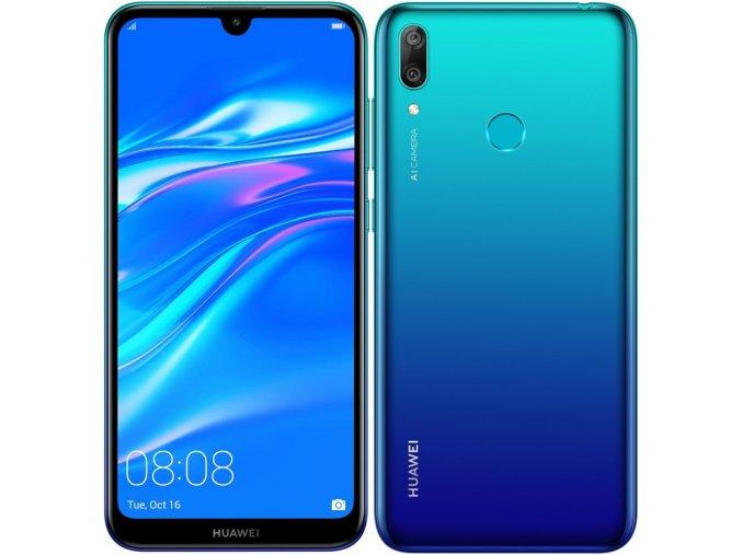 Výměna sluchátka Huawei Y7 2019