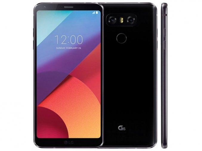Přehrání software LG G6