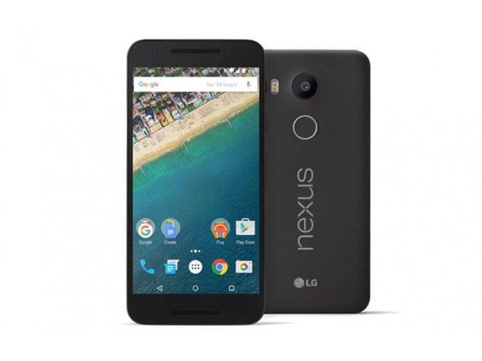 Odblokování FRP LG Nexus 5X