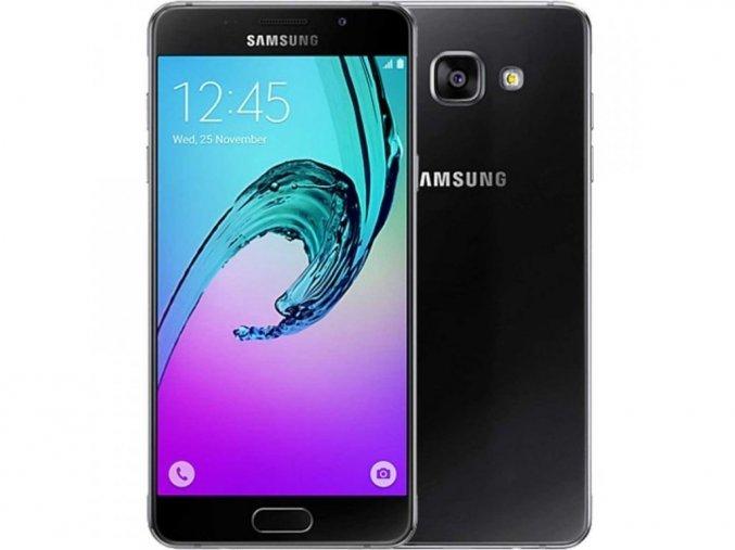 Výměna přední kamery Samsung A5 2016, SM-A510F