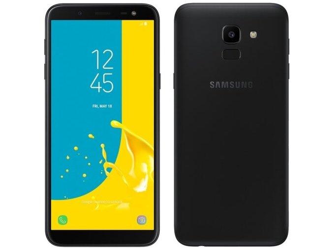 Odblokování FRP Samsung J6 2018, SM-J600F