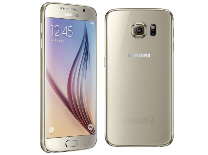 Výměna baterie Samsung S6, SM-G920F