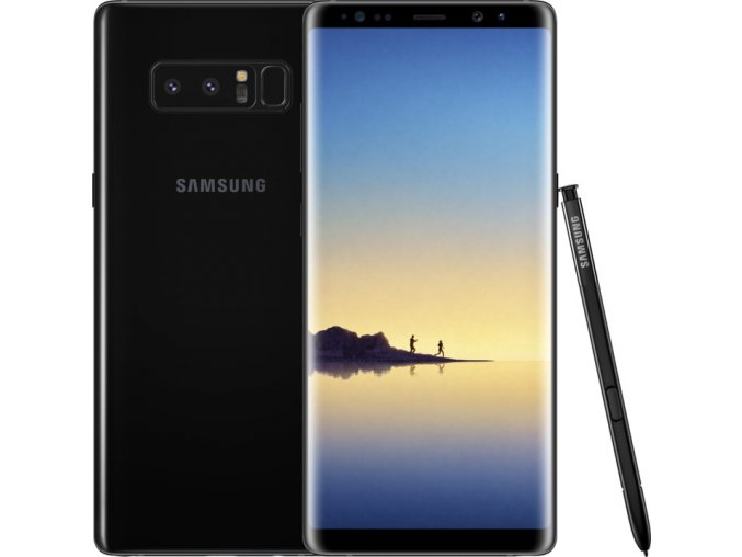 Výměna displeje Samsung Galaxy Note 8, N950F