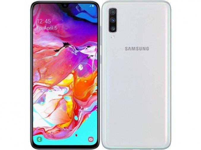 Přehrání software Samsung Galaxy A70, SM-A705A