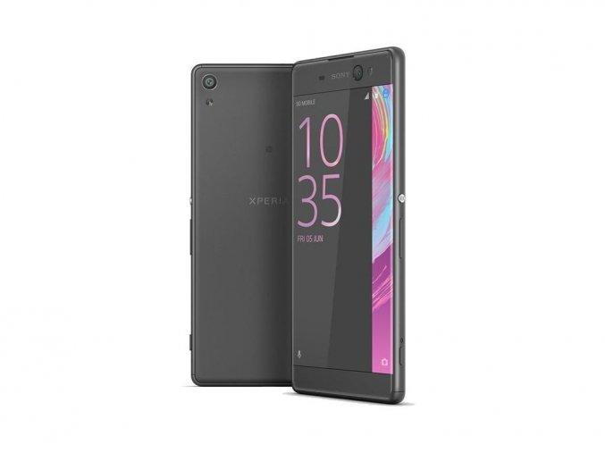 Výměna přední kamery Sony Xperia XA ultra, F3211