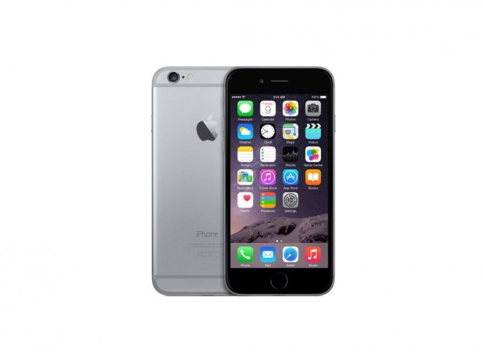 Výměna sluchátka Apple iPhone 6