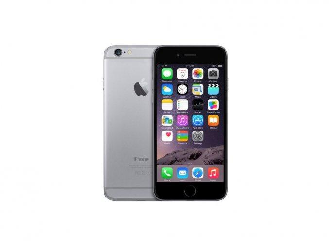 Výměna rozbitého skla Apple iPhone 6