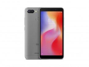Přehrání software Xiaomi Redmi 6