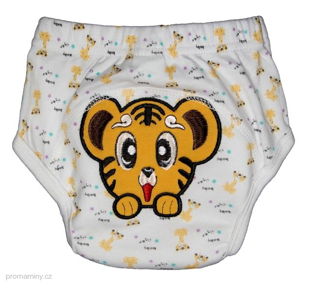 učící kalhotky