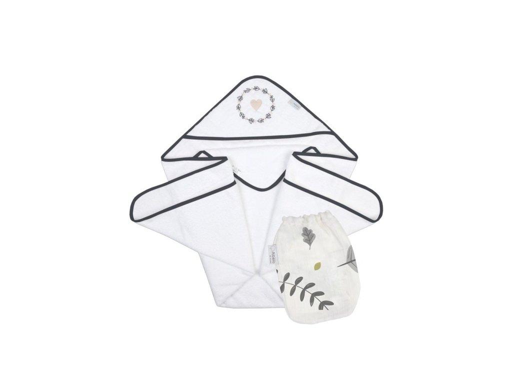 Okrycię niemowlęce Forest N004