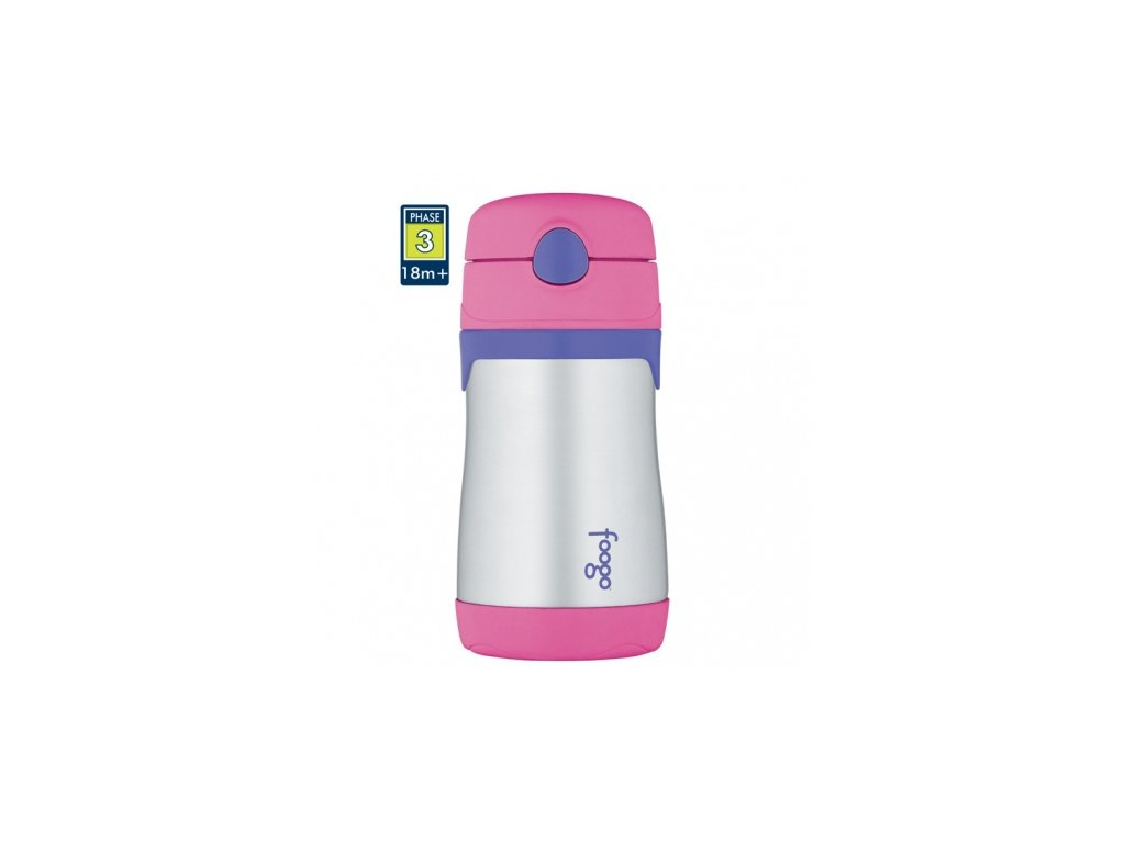 THERMOS Kojenecká termoska - růžová